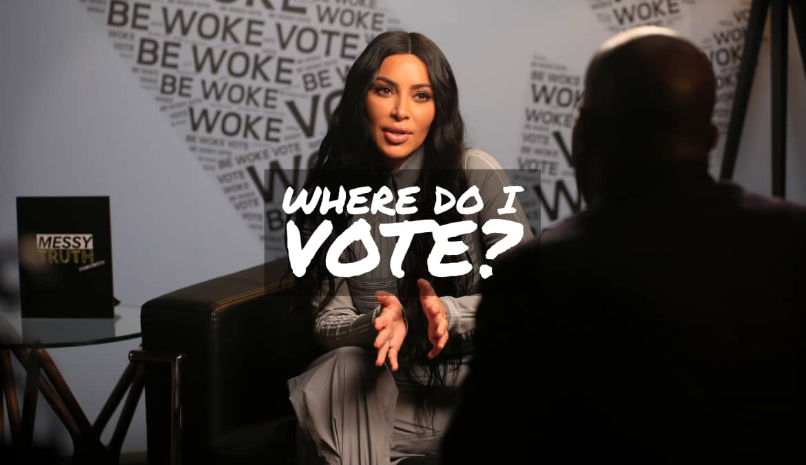 Where Do I Vote? | Be Woke Vote