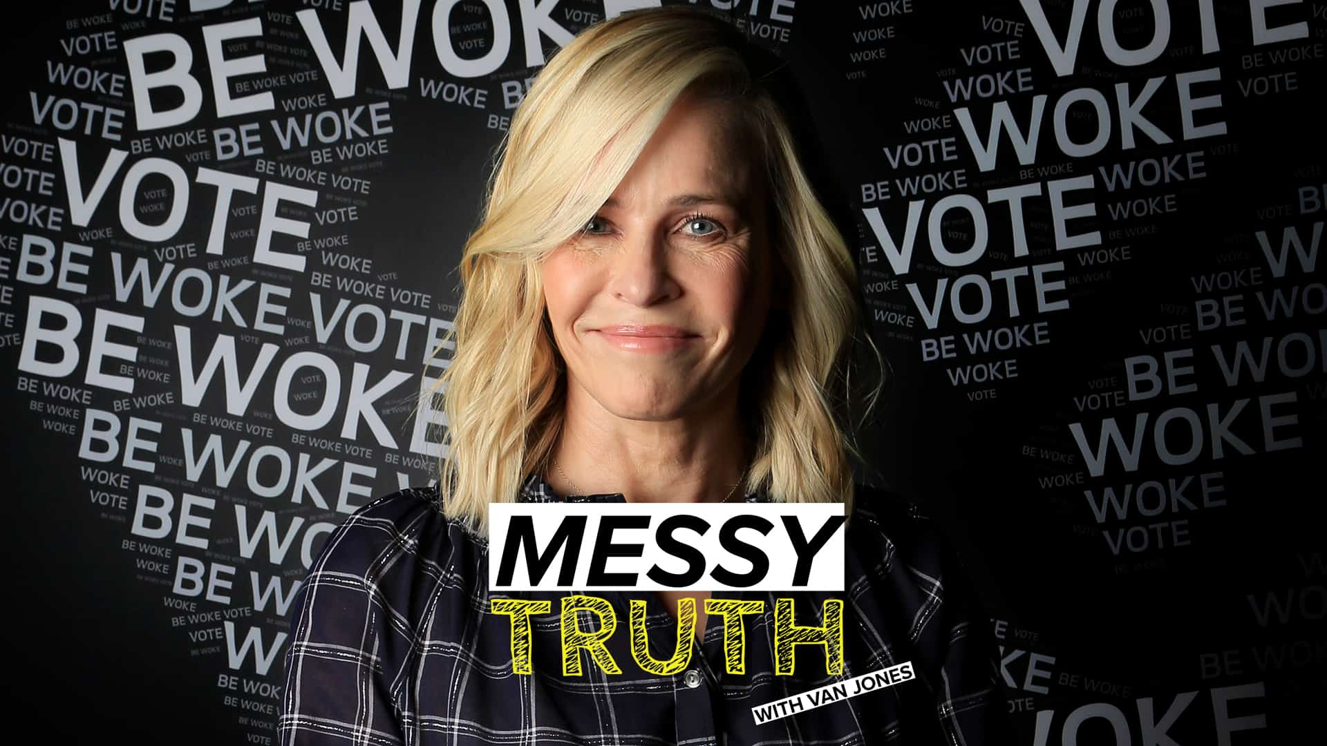 Be Woke presents Chelsea Handler