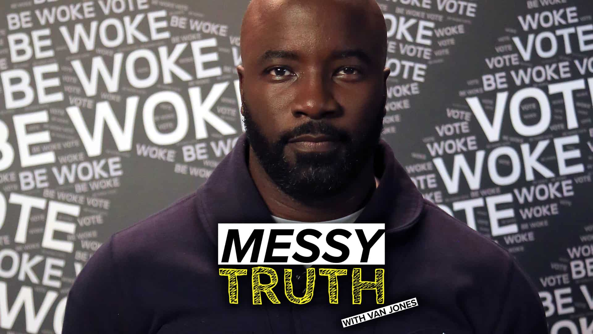 Be Woke.Vote presents Luke Cage... Mike Colter