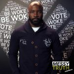 Be Woke.Vote with Luke Cage
