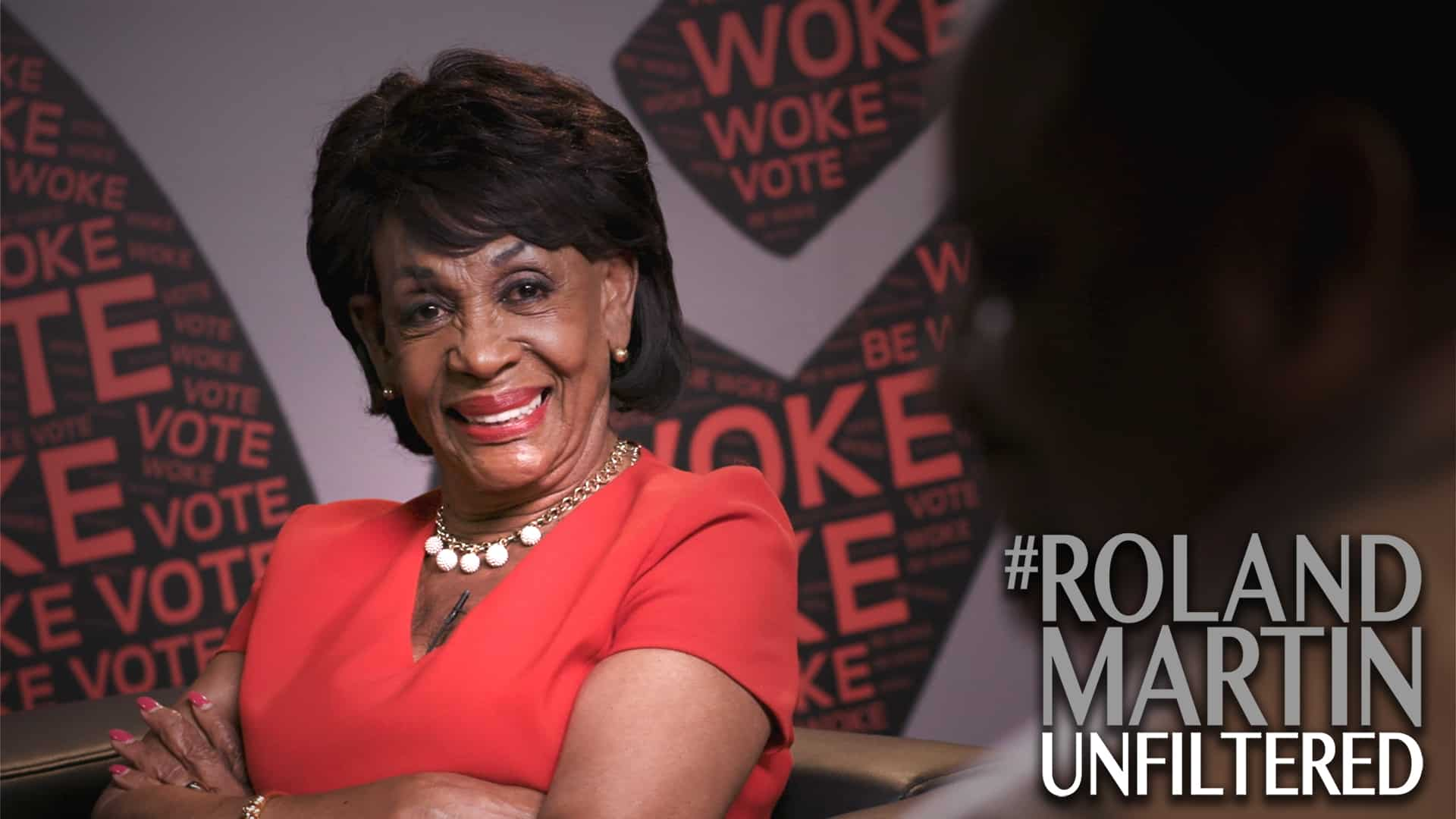Be Woke.Vote presents Maxine Waters